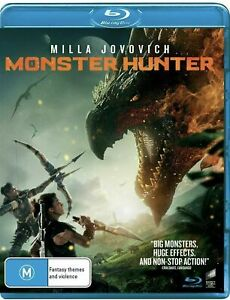 Monster Hunter Blu-Ray BRAND NEW Region B