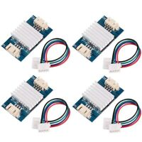 4Pcs TL-Smoother Module Heatsink with Du-Pont Wire Kits for Pattern Elimina G2Y9