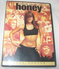 GHoney DVD, 2004, Full Frame Edition, Jessica Alba, Lil' Romeo