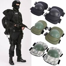 Tactical Military Army Elbow Knee Pads Outdoor Skate Combat Protective Gear Sets