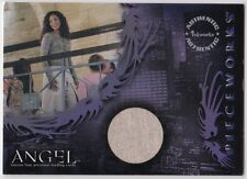 ANGEL SEASON 4 PW4 GINA TORRES AS JASMINE PANTS PIECEWORKS COSTUME CARD