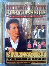 HELMUT LOTTI - POP CLASSICS IN SYMPHONY [DVD R0] Cool Bonus Tracks & Extras!