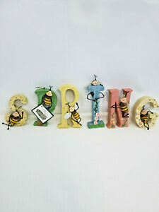 Collections Etc Ceramic Wall Art Decor Wall Hanging Spring Sign Plaque