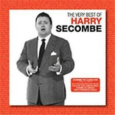 HARRY SECOMBE The Very Best Of CD BRAND NEW Fanfare