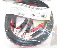 HONDA CB350 CB400F CB750 CBR600 CBR900 YZF600 ZX600 6' JUMPER BOOSTER CABLES