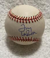 Tony LaRussa Signed AUTOGRAPHED Vintage ONL Baseball St. Louis Cardinals