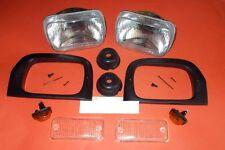 Kit fanaleria anteriore Fiat 126 - Kit115