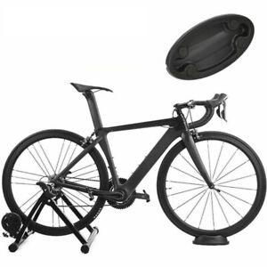 Indoor EIndoor Bicycle Bike Trainer Exercise Stand Front Wheel Fixed Accessories