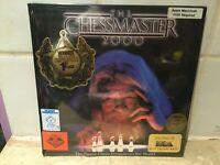 "Apple Macintosh 3.5"" Disk Software ~ The Chessmaster 2000 - Sealed"