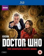 Doctor Who – The Complete Eighth Series [Blu-ray Boxset]