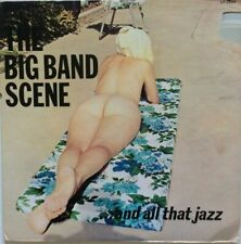 """VARIOUS """"THE BIG BAND SCENE"""" 1970s SWING JAZZ MINT PRISTINE CONDITION 2 X LP"""