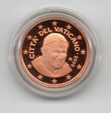 Vatican - Vaticaan - 1 Cent 2008 Proof