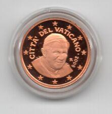 Vatican - Vaticaan - 1 Cent 2008 Proof