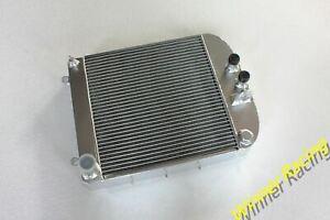 Alloy Radiator For Renault 4CV/Renault 750 1949-1960 1951 1958  56MM