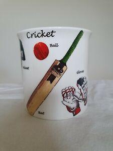 Little Snoring China Cricket Mug Cricket Lover Gift Sports Mug