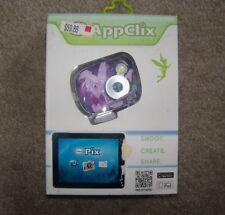 NEW Disney AppClix Digital Camera Tinker Bell NEW