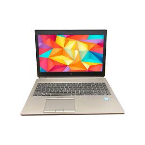HP ZBook 15 G5 Core i7-8850H 32GB 256Gb SSD 15,6``1920x1080 nVidia P1000 Webcam