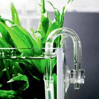 U Förmigen Glasrohrbiegeacrylrohr Für Aquarium Reduzieren Co2 Gehalt