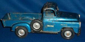 International Harvester Tru-Scale Pickup Truck c1950's-1960's Pressed Steel IH