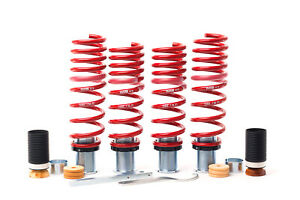H&R VTF Sleeve Coilovers Lowering Springs for 17-20 Audi R8 w/ Adaptive Sus.