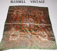 Rayon Paisley Vintage Scarves & Shawls