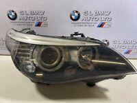 BMW 5 SERIES E60 E61 M SPORT HEADLIGHT RIGHT SIDE OEM 7177730
