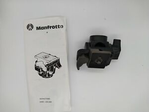 manfrotto 234 RC monopod head quick release