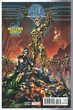 AGE OF ULTRON #1 MIDTOWN EXCLUSIVE J. SCOTT CAMPBELL COLOR VARIANT