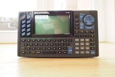 Texas Instruments TI-92 Calculadora Graficadora Programable Teclado Negro Manual