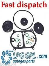 LPG GPL OMVL DREAM XX1 reducer / vapouriser rebuild / service kit 21 sgi