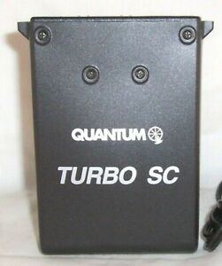 Quantum TURBO SC BATTERY PACK Canon NIKON DSLR Sony Camera PARTS *WORKS* *AS-IS*