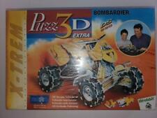 Wrebbit Puzz 3D EXTRA Bombardier DS 650 All Terrain Vehicle 3D Puzzle