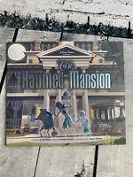 Disney Parks The Haunted Mansion Book Disneyland Hardcover Brand New