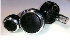 VW GOLF IV BOUTONS REGLAGE VENTILATION noir/chrome