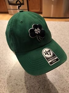'47 Notre Dame Fighting Irish NCAA '47 Franchise Cap Hat Fitted Size Large New