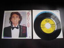 """Riccardo Fogli Storie di Japan Vinyl 7 inch Single I Pooh 7"""" Italian RROG Rock"""