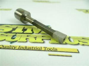 """SHAPING TOOL BIT FOR BRIDGEPORT SHAPING ATTACHMENTS 5/8"""" SHANK 1/4"""" SQUARE"""