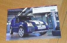 FORD Transit Connect SPORT VAN BROCHURE FLYER 2008
