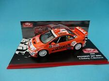 PEUGEOT 307 WRC #8 - H. SOLBERG - RALLY MONTE CARLO 2006 - 1/43 NEW IXO ALTAYA