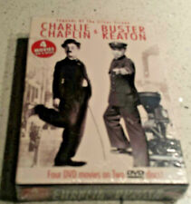 Charlie Chaplin/ Buster Keaton Legends of the Silver Screen 2004 2 Disc Dvd