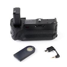 Camera Battery Grip Holder For Sony A6000 ILCE-6000 α6000 as BG-3DIR + IR Remote