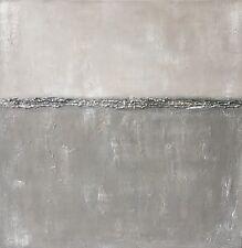 """VictoriaFineArt Acryl Gemälde """"Stone"""" 90x90cm Abstrakt"""