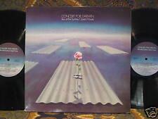 CONCERT FOR DARWIN Brian Cadd, Colleen Hewitt 1975 OZ 2LPs (Benefit Concert)
