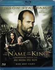 In the Name of the King: A Dungeon Siege Tale (Blu-ray) Jason Statham NEW