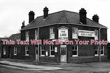 SF 135 - Lord Nelson Pub, Victoria Road, Oulton Broad, Suffolk - 6x4 Photo