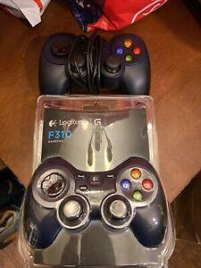 Logitech F310 (940-000110) Gamepad One New One Used