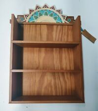 Friends of the Feather Shadowbox Display Shelf