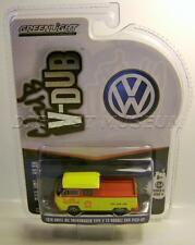 1976 '76 VW VOLKSWAGEN SHELL TYPE 2 T2 DOUBLE CAB TRUCK CLUB V-DUB GREENLIGHT