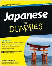 Japanese for Dummies [With CD (Audio)] (Mixed Media Product)