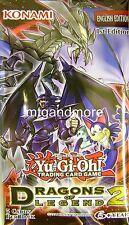 Yu-Gi-Oh - DRL2 - Dragons of Legend 2 - Secret Rare - Karte aussuchen - englisch